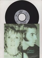 "Vaya Con Dios - What's A Woman? (7"", Single) Vinyl Schallplatte - mint -"