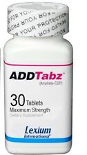 FREE 2-3 DAY SHIPPING ADDTabz (30 Count) Lexium UPDATED new IMPROVED Addtabz
