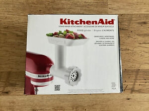 KitchenAid Grinder Attachment ( New And Unused ) ( FREE Delivery )