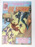Spider-Man Die Spinne Heft 124 Condor Verlag 1980 - 1996 Zustand 1