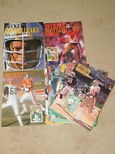 BECKETT FOOTBALL CARD MONTHLY MAGAZINE - Pick Your Issue!