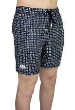 """Men's Swimwear Sundek BS / RB 16 """" short Shorts Black Fantasy Black #2"""