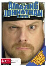 The Amazing Johnathan - Live (DVD, 2007)  BRAND NEW ... R ALL