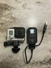 GoPro Hero 3 Silver Edition with Wireless Remote