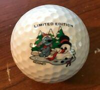 Disney Lilo & Stitch Winter Summerland Mini Golf Ball Pinnacle Limited Edition