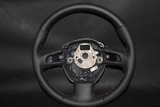 Original volante volante de cuero audi a4 a6 a8 q7 MFL dsg 3 memoria nuevo referido a2