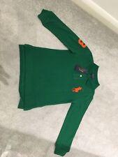 Ralph Lauren Chicos Polo Verde camisa de mangas largas Tamaño 5 años ** L @ @ K ** BNWT
