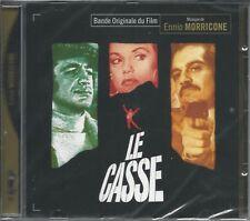 LE CASSE (Gli Scassinatori) / Ennio Morricone / MUSIC BOX Records / CD SEALED