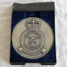 ROYAL AIR FORCE SUPPORT COMMAND 68mm COMMEMORATIVE MEDAL