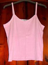 Pink Vest Top Size 14/16
