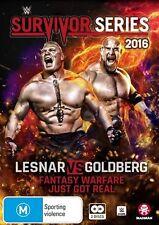 WWE: Survivor Series 2016 NEW R4 DVD