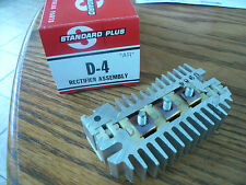 Alternator Rectifier Set Standard D-4 AMC GM International Harvester