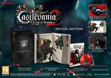 Castlevania Lords of Shadow 2 Belmont Special Edition PlayStation 3 Ps3