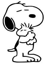 Snoopy Car Decal / Sticker