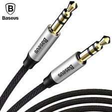 3.5mm Jack Male to Male Car Aux Auxiliary Stereo Audio Cable for Phone iPod PC