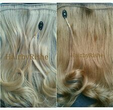 Hand wefting service for bulk hair/micro rings/ stick tip human hair extensions