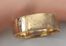 "Design Top Normal Age Wear Insi Victorian Beautiful 1"" Wide Bracelet W, Floral"