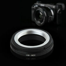 Adapter For Leica Mount Lens Ring L39-NEX M39-NEX to Sony E mount NEX-6 NEX-5