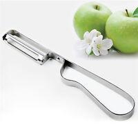 Stainless Steel Cutter Vegetable Fruit Apple Slicer Potato Peeler Parer Tool New