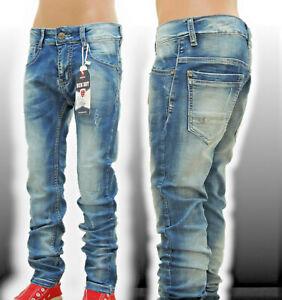 G-125~Kinder-Jeans~Jungen-Jeans-Hose-STRETCH~Gr.8-16~SchnäppchenCorner~Neu K41