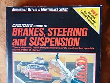 CHILTON'S guide to BRAKES, STEERING and SUSPENION  Repair Series Paperback
