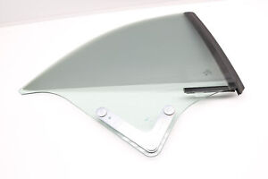 10-16 AUDI S5 CABRIOLET B8 - REAR Right Convertible SIDE Quarter Window / Glass
