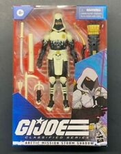 PRE-ORDER Amazon Exclusive G.I Joe Classified Artic Mission Storm Shadow Figure