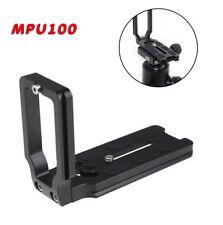 Mpu100 L-Shaped Tripod Quick Release Plate Bracket Camera Benro Arca Nikon Canon