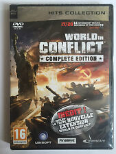 World in Conflict - Edition Complete Dvd-rom PC FR