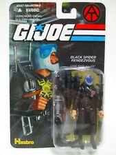 G.I. Joe Collector'S Club Fss Final 12 Black Spider Rendezvous Adventure Team