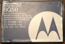 Motorola BQ50 3.7V Lithium Ion Battery 910 mAh  5804A