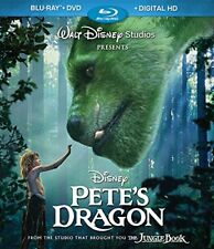 PETE'S DRAGON (2017 Live action) - BLU RAY - New Region free