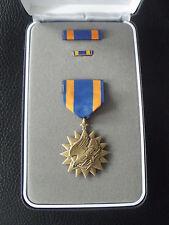 ^ (A19-028) US Orden AIR Medal Medal im Etui