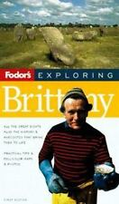 Exploring Brittany, 1st Edition [Fodor's Exploring]
