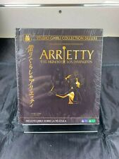 THE BORROWER ARRIETTY COLLECTION OF DELUXE DIGIBOOK,NEW/SEALED