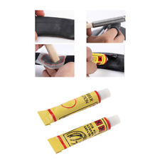 2pcs Bicycle Tire Repair Bike Tool Kit Cold Rubber Patch Cycling Glue Tools