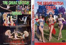 Circus ....NEW..... DVD ....  Limited edition