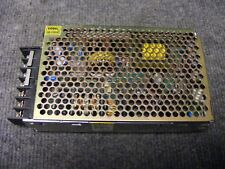 Cosel Power Supply Cat. No. R100U-24 100-120AC in 24VDC 4.5Amp. Out