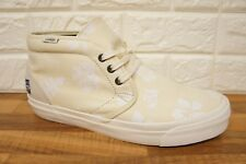 Vans TH Chukka 75 LX Taka Hayashi Homme Taille 11 crème toile baskets BNWB neuf