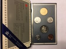 1991 Canada Specimen Set in Original Royal Canadian Mint Packaging