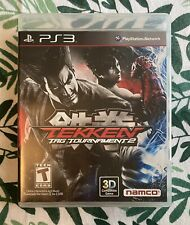 Tekken Tag Tournament 2 PS3 PlayStation 3 Complete Tested & Working Video Game