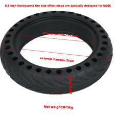 Black High Quality Solid Wheel Tire Scooter Replacement Tyre for Xiaomi Mi M365
