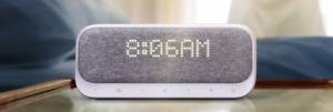 Anker Soundcore Wakey Bluetooth-Lautsprecher 5W Stereo Qi Laden Radio weiß