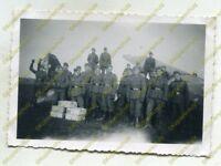 Foto, Wehrmacht, Beute, frz. Flugzeug, Nahaufnahme, Frankreich, g7 (W)20198