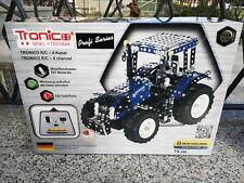 Tronico Metallbaukasten Traktor 732 Teile