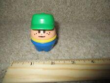 Vintage Little Tikes Toddle Tots Chunky People House g hat farm baseball cap boy