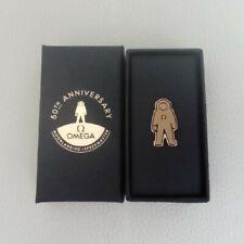 Omega Apollo 11 Moon Landing 50th Anniversary Novelty Pin Batch JAPAN Novelty