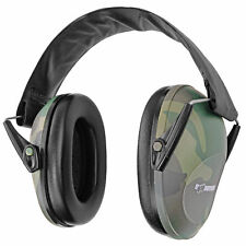 Boomstick Folding Ear Muff Safety Hearing Noise Protection Gun Shooting Camo NEW