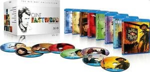 Clint Eastwood 8 Movie Collection Blu Ray