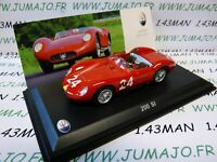 MAS4S voiture 1/43 LEO models : MASERATI collection  200 SI 1957